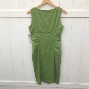 - London Times dress green color size 8